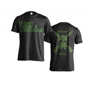 Fight From A Distance Shirt