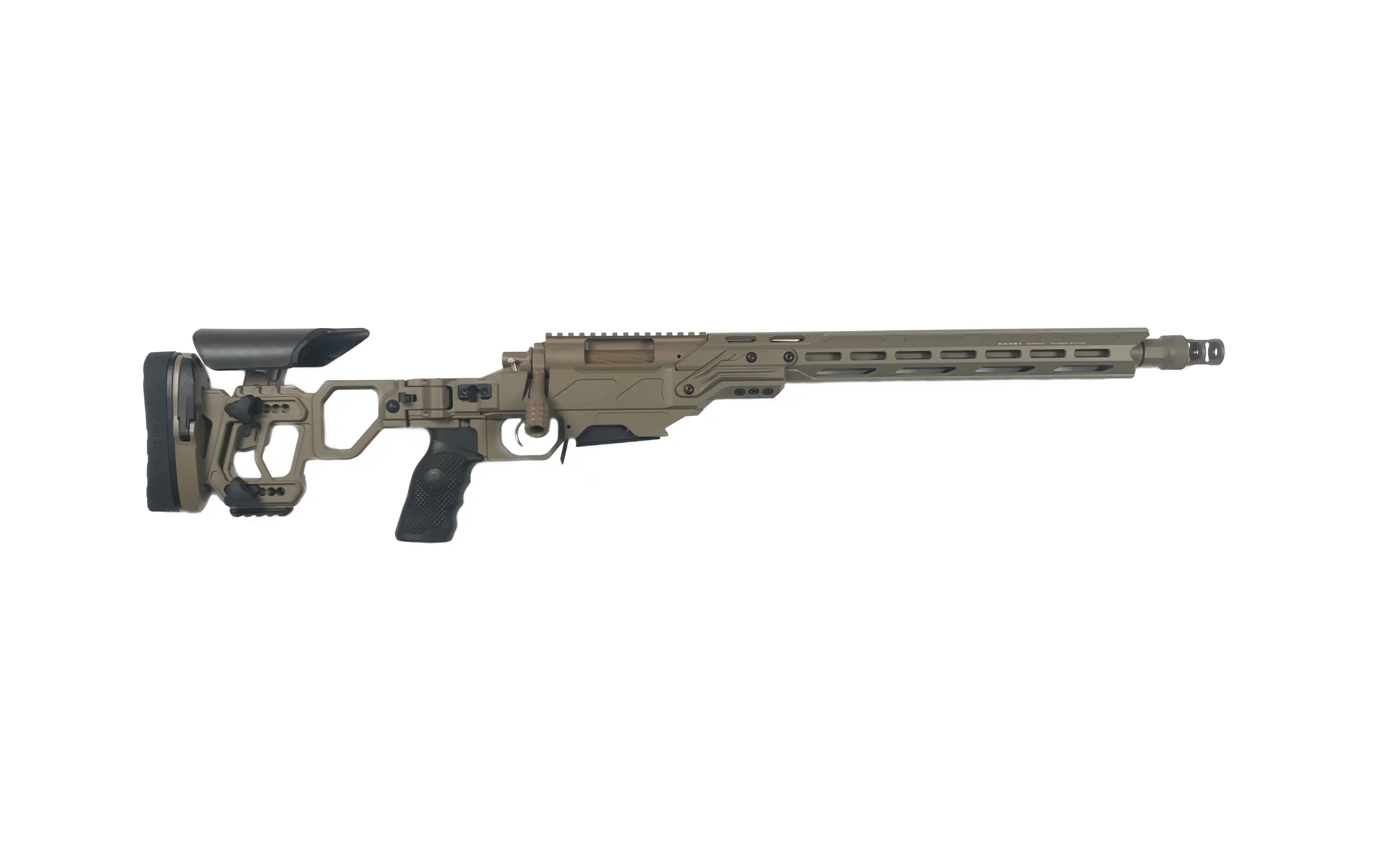 CONCEALABLE SNIPER RIFLE (CSR)